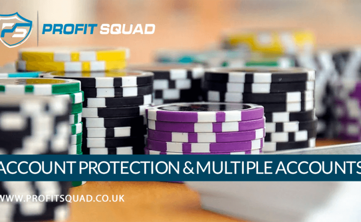 Account Protection & Multiple Accounts